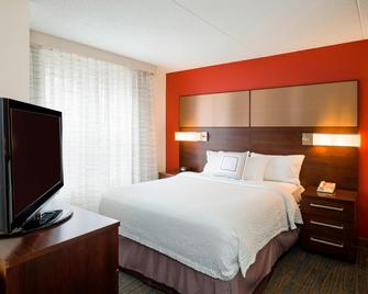 Residence Inn by Marriott Boston Framingham - Framingham - Slaapkamer