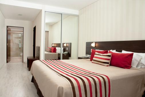 Icaro Suites - Buenos Aires - Phòng ngủ