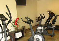 Icaro Suites - Buenos Aires - Gym