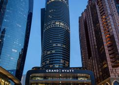 Grand Hyatt Abu Dhabi Hotel and Residences Emirates Pearl - Abu Dabi - Edificio