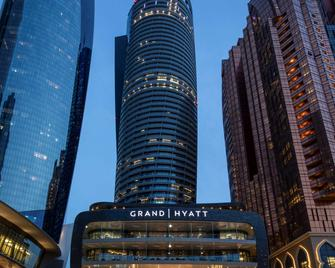 Grand Hyatt Abu Dhabi Hotel and Residences Emirates Pearl - Abu Dhabi - Gebäude