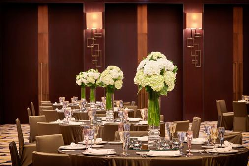 Grand Hyatt Abu Dhabi Hotel and Residences Emirates Pearl - Abu Dhabi - Bankettsaal