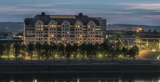 Maritim Hotel & Internationales Congress Center Dresden - Dresden - Gebouw