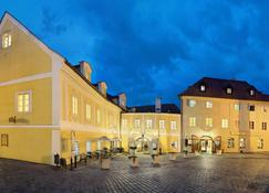 Hotel Bellevue - Český Krumlov - Edificio