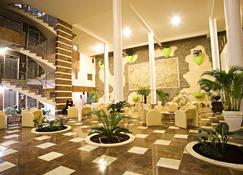 Esmeralda Praia Hotel - Natal - Lobby