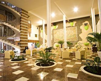 Esmeralda Praia Hotel - Natal - Recepción