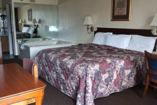 River Place Inn - Pigeon Forge - Bedroom
