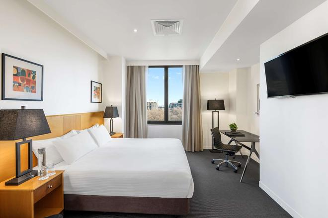 Radisson on Flagstaff Gardens Melbourne - Melbourne - Bedroom