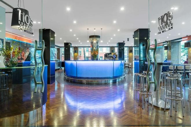Radisson on Flagstaff Gardens Melbourne - Melbourne - Lobby