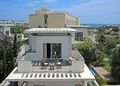 E-Hotel - Larnaca - Edifício