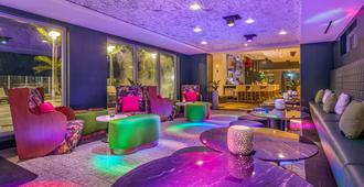 Courtyard by Marriott Fort Lauderdale Downtown - Fort Lauderdale - Lounge