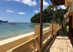 El Nido Beach Hotel - El Nido - Balkon