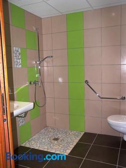 Hostellerie Del Matin Calme - Montverdun - Bathroom