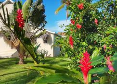 Casa Cayena - Las Galeras - Widok na zewnątrz