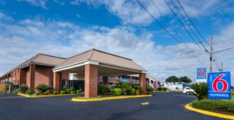 Motel 6 Montgomery - Al - Montgomery - Toà nhà