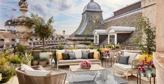 Hotel Cafe Royal - לונדון - מרפסת