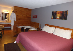 Lookout Lodge - Eureka Springs - Bedroom
