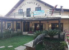 旅遊飯店 - 沙帕達杜斯吉馬良斯 - 建築
