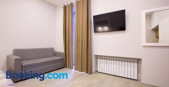 Pushkinskaya Apartments - Kharkiv - Living room