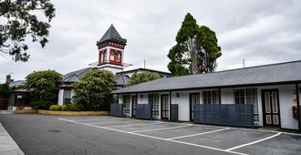 Hobart Tower Motel - Hobart - Edificio