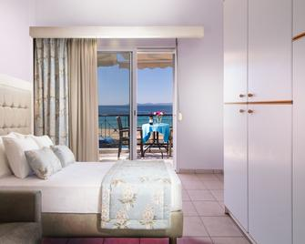 Toroni Blue Sea Hotel - Toroni - Schlafzimmer