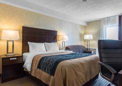 Comfort Inn Trois-Rivieres - Trois-Rivières - Makuuhuone