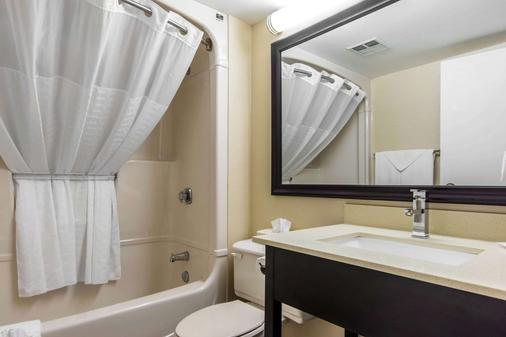 Comfort Inn Trois-Rivieres - Trois-Rivières - Kylpyhuone