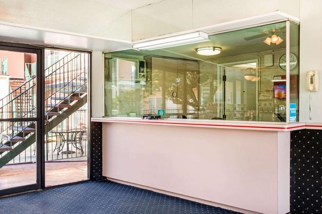 Rodeway Inn Hollywood - Los Angeles - Vastaanotto