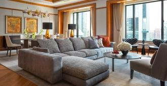 Four Seasons Hotel Singapore - Singapura - Sala de estar