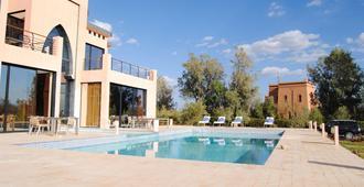 La Maison Du Lac - Ouarzazate - Uima-allas