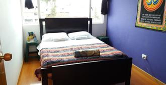 Zipaquira Coffee Town Hostel - Zipaquirá - Camera da letto