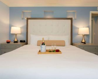 Crane's Beach House Boutique Hotel & Luxury Villas - Delray Beach - Schlafzimmer