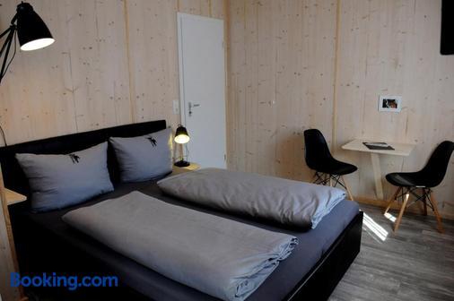 Hacienda Hotel - Friedrichshafen - Bedroom