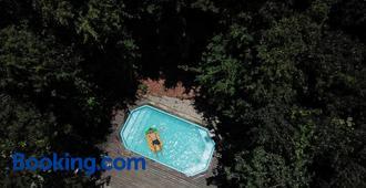 Lagarto Na Banana Hostel - Pipa - Pool