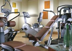 Hotel Capo d'Africa - Colosseo - Rome - Gym