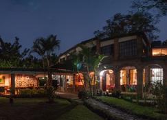 波薩達德爾瓦勒水療酒店 - 泰波茲蘭 - Tepoztlán - 建築