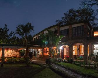 Hotel & Spa Posada del Valle-Adults Only - Tepoztlan - Gebouw