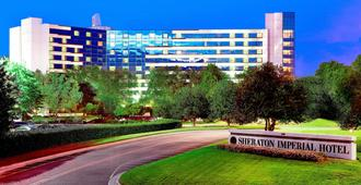 Sheraton Imperial Hotel Raleigh-Durham Airport at Research Triangle Park - דורהאם