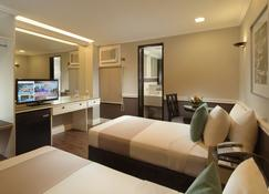 The MetroCentre Hotel and Convention Center - Tagbilaran - Bedroom