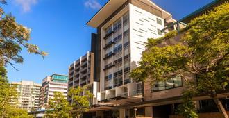 曼特拉特拉斯飯店 - 布里斯本 - 建築