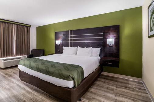 Quality Inn Coliseum - North Charleston - Bedroom