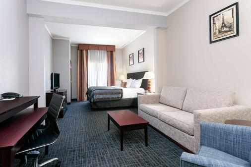 Wingate by Wyndham Athens Near Downtown - Athens - Phòng ngủ