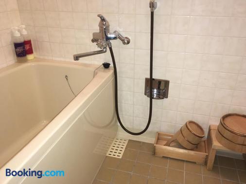 Breezbay Hotel and Resort Gero - Gero - Phòng tắm