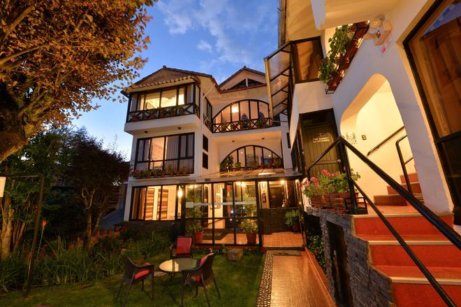 Hostal Tika Wasi - Cusco - Edificio