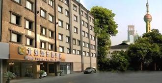 Hotel Topsun On The Bund- Shanghai - שנחאי - בניין