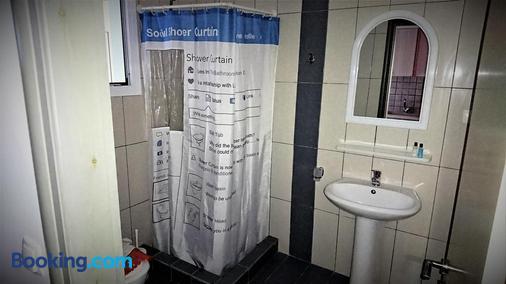 Christakis Hotel - Sidari - Bathroom