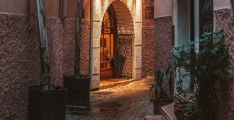 La Maison Arabe Hotel, Spa And Cooking Workshops - Marrakech - Byggnad
