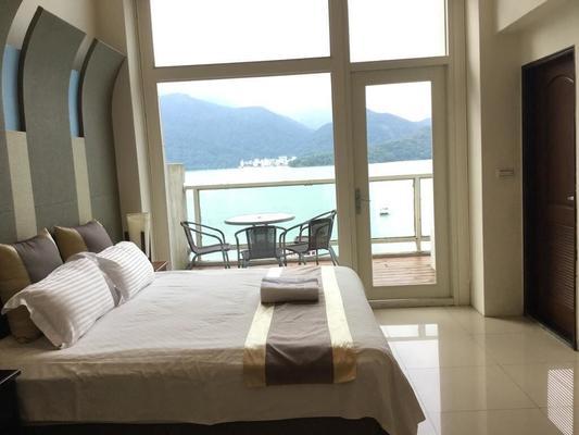 Ming Lake Dike Resort - Nantou City - Phòng ngủ
