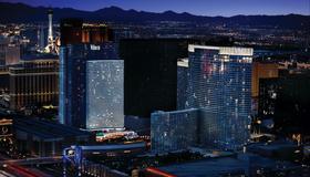 Vdara Hotel & Spa at ARIA Las Vegas - Las Vegas - Building