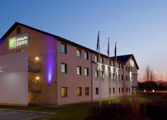 Holiday Inn Express Doncaster - Doncaster - Bangunan